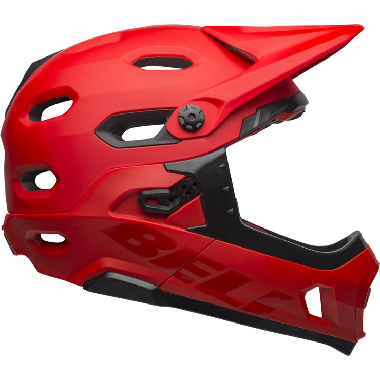 Bell Super DH MIPS Helmet  red