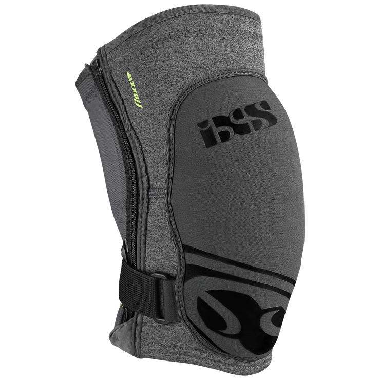 IXS Flow Zip Knee Guards