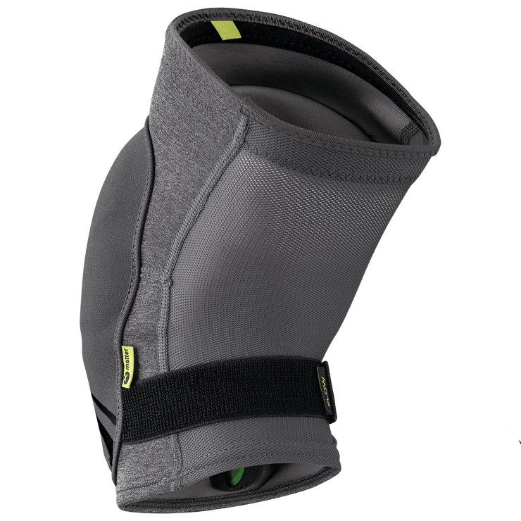 IXS Flow EVO+ Knee Guards gray back