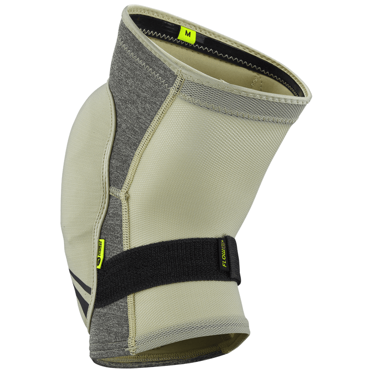 IXS Flow EVO+ Knee Guards camel back