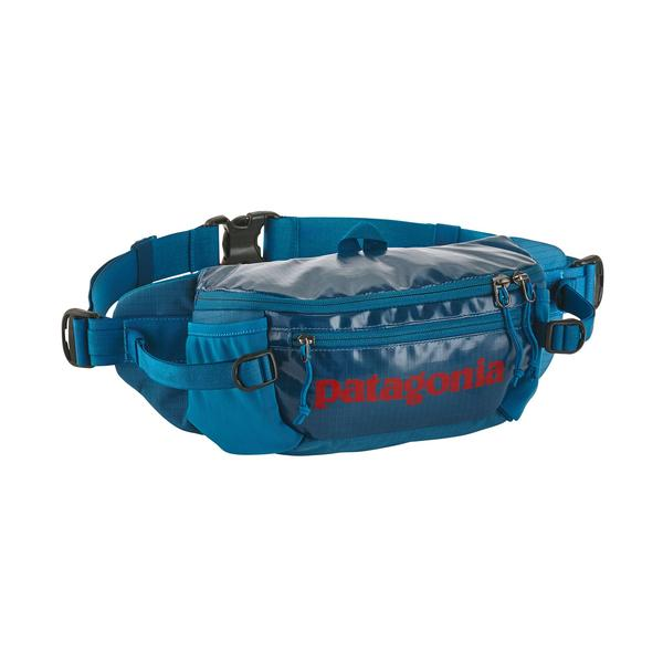 Patagonia Black Hole Waist Pack 5L Balkan Blue