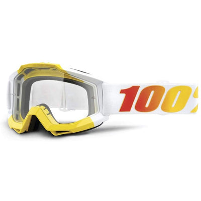 100% Goggles Accuri Astra Clear Lens full view