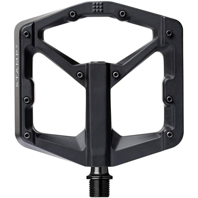 Crank Brothers Stamp 2 Large Platform Pedals Black full view