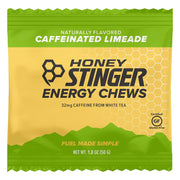 Honey Stinger Chews limeade front view