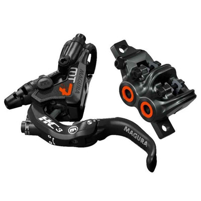 Magura MT7 Pro Carbon Disc Brake Carbon/Orange full view