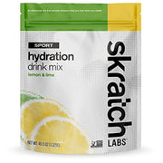 Skratch Hydration Mix lemon lime full view