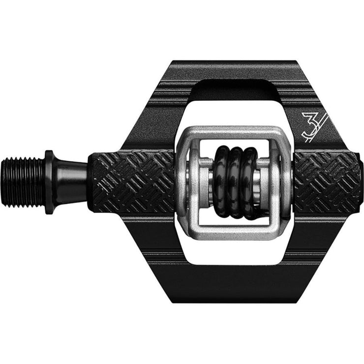 Crankbrothers Candy 3 Pedals black full view