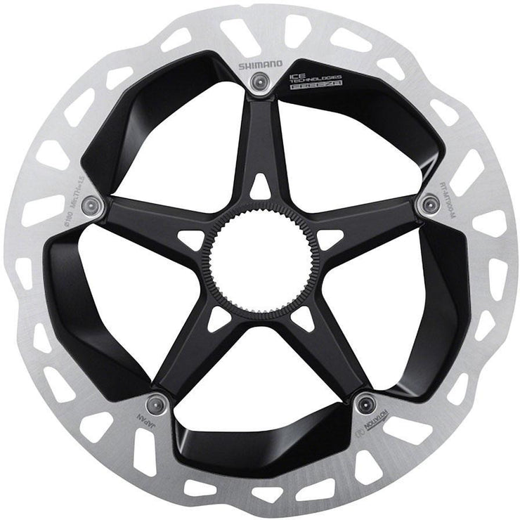 Shimano Disc Brake Rotor 180mm full view