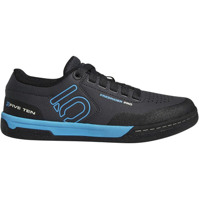 Five Ten Women's Freerider Pro Mountain Bike Shoe carbon cyan