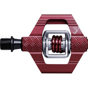 Crankbrothers Candy 3 Pedals dark red full view