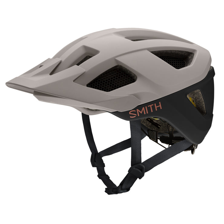 Smith Session MIPS Helmet, Matte Tusk/Black, Full View