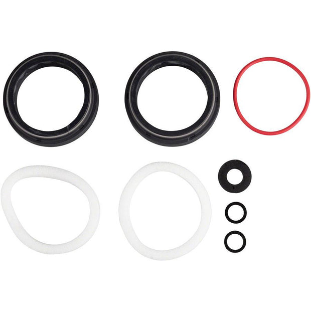 RockShox Dust Wiper Kit - 38mm Flangeless Ultra-low Friction SKF (6mm Foam Rings) - ZEB (A+/2021+), Full View