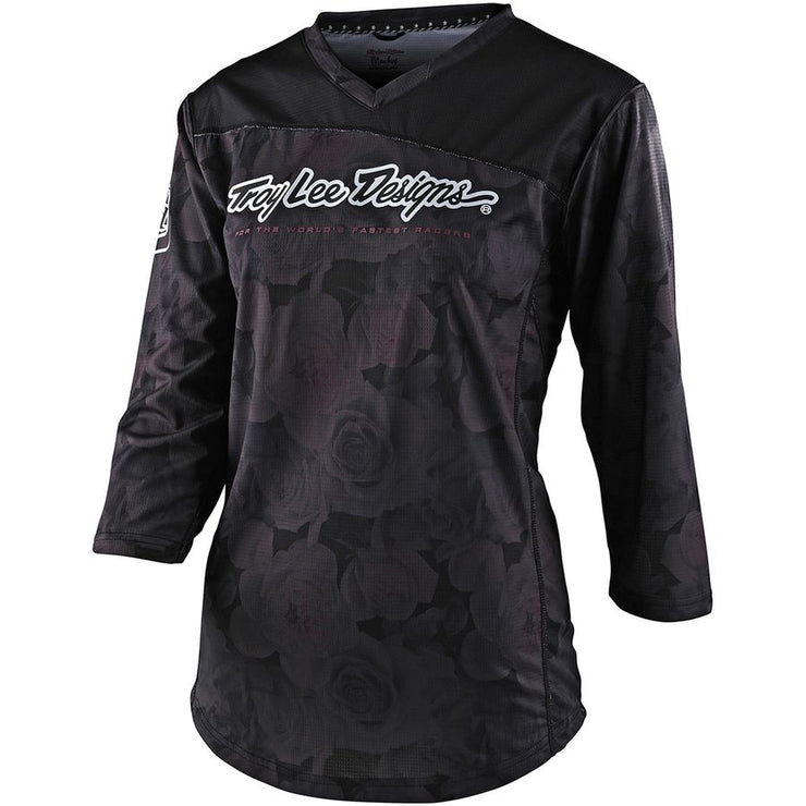 Troy Lee Designs Women's Mischief Jersey floral
