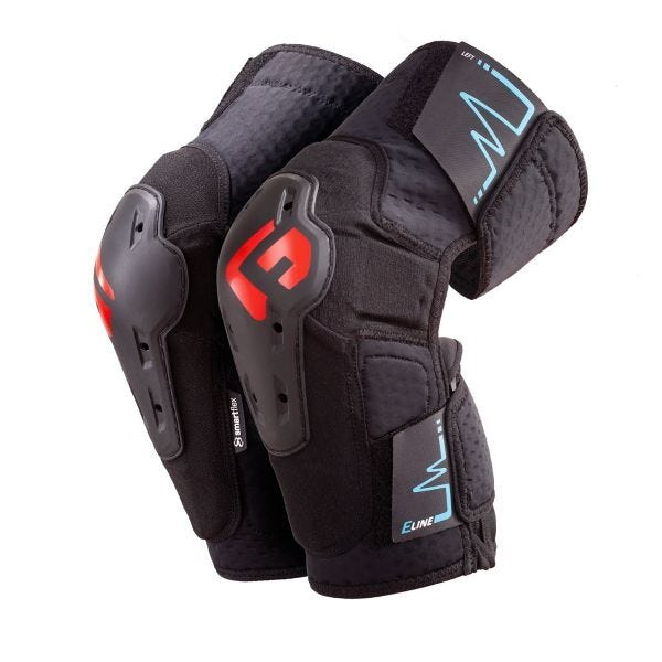G-Form E-Line Knee Pad full view