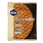 Gu Stroopwafel caramel coffee full view