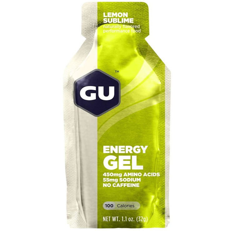 Gu Energy Gel Lemon Sublime full view