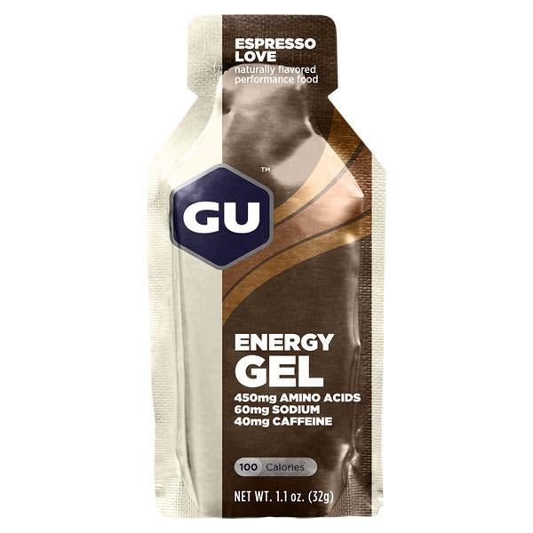 GU Energy Gel  Espresso Love full view
