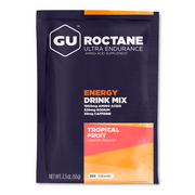 Gu Roctane Energy Drink Mix tropical fruit full view