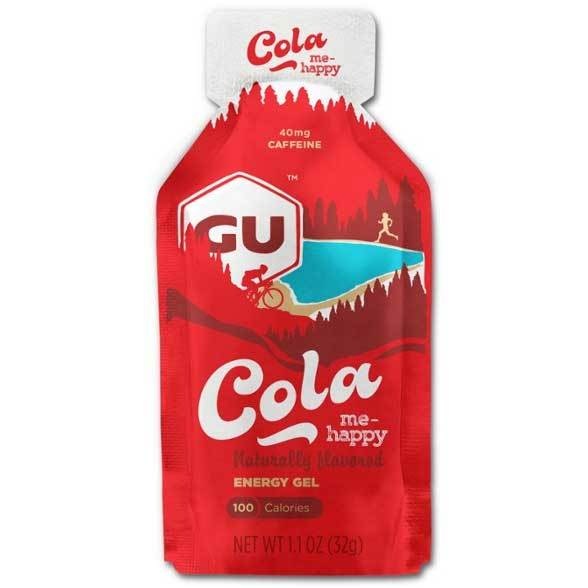GU Energy Gel Cola Me Happy full view