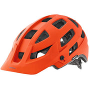 Giant Rail SX Helmet with MIPS orange full view