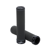 Pivot Phoenix Lock-On Grips grey full view