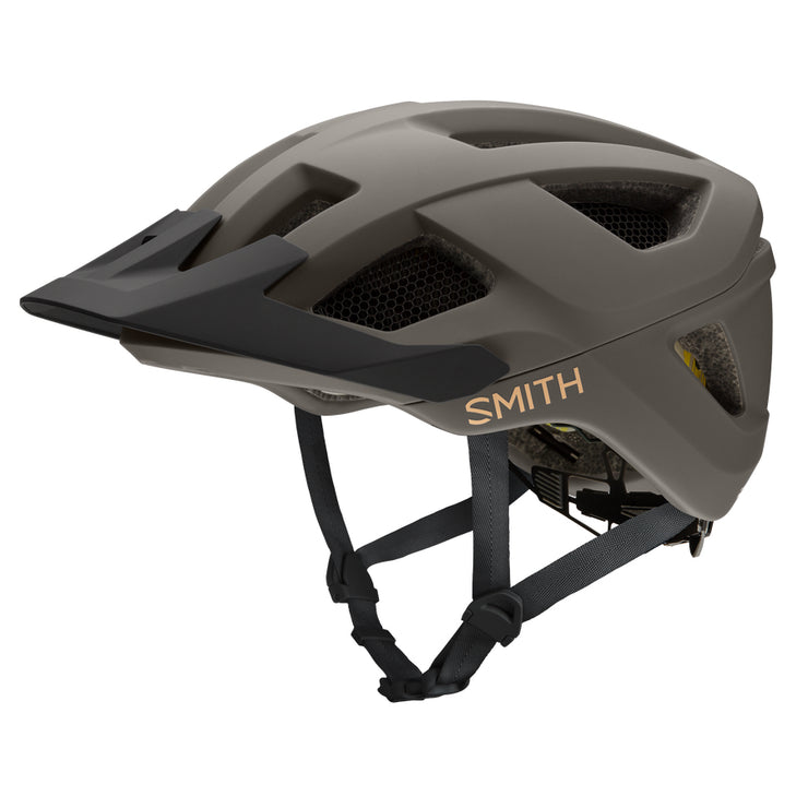 Smith Session MIPS Helmet, Matte Gravy, Full View
