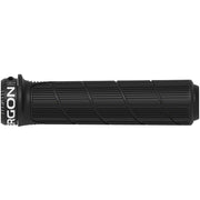 Ergon GD1 Evo Grips - Black, Lock-On, Full View