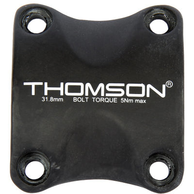 Thomson Face Plate X4 31.8  black full view