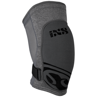 IXS Flow EVO+ Knee Guards gray