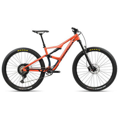 2021 Orbea Occam H30, Orange/Blue, Full View