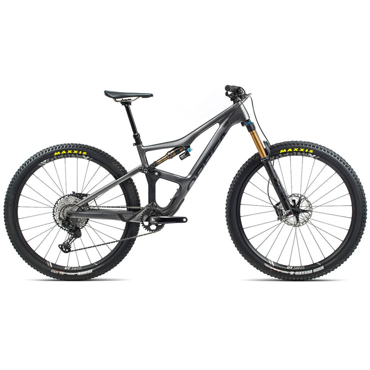 Orbea Occam M10 black full view