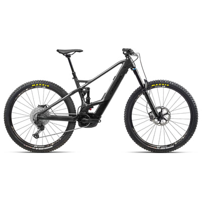 2021 Orbea Wild FS H10 graphite/black full view