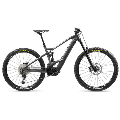 Orbea Wild FS M10 black full view
