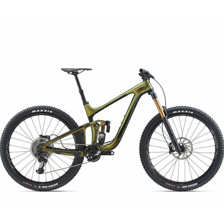 Giant Reign Advanced Pro 29 0 green full view