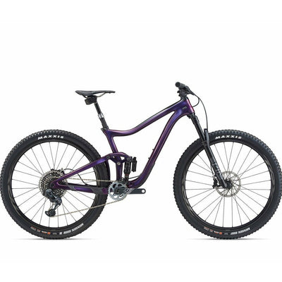 Giant Trance Advanced Pro 29 0 purple/blue full view