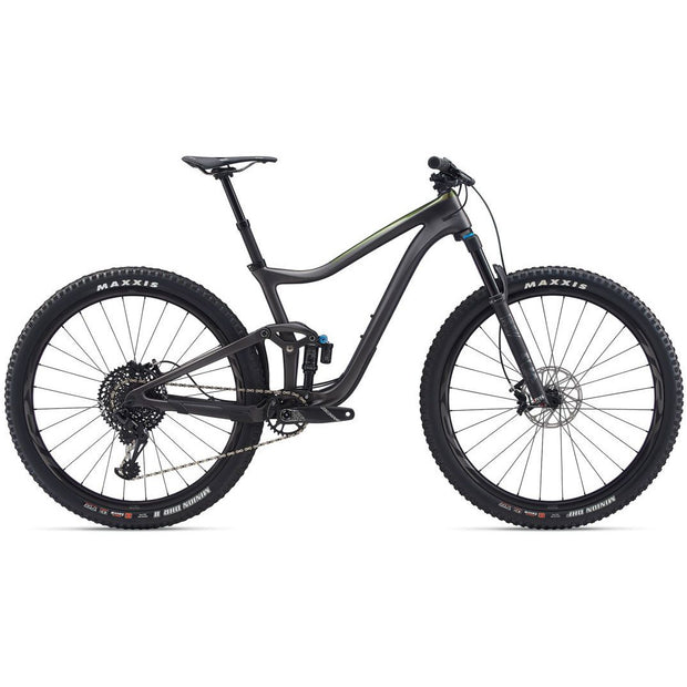 Giant Trance Advanced Pro 29 1 metallic black full view