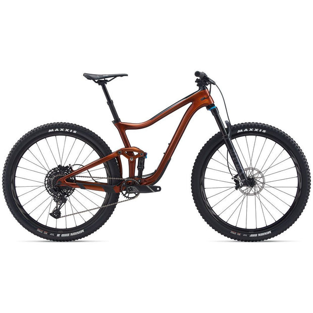Giant Trance Advanced Pro 29 2 copper full view