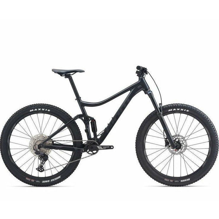 2021 Giant Stance 27.5, Gunmetal Black, Full View