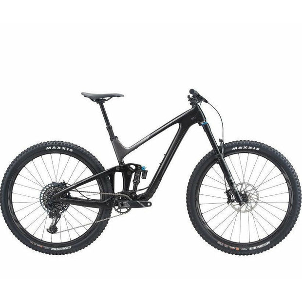 2021 Giant Trance X Adv Pro 29 1, Carbon/Matte Black, Medium, Full View