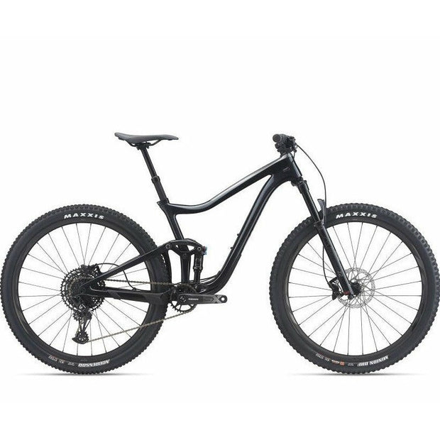 2021 Giant Trance Adv Pro 29 3, Large, Black, Full View