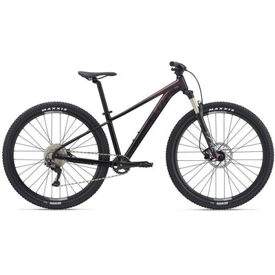 2021 Liv Tempt 1, 29, (SXC2 Fork), Rosewood, Full View