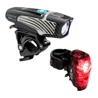 NiteRider Lumina 1200 Boost Light System Combo full view