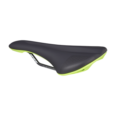 Spank Oozy 280 Saddle black green