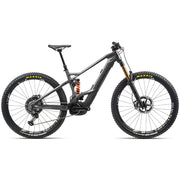 2021 Orbea Wild FS M-LTD black full view