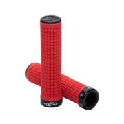 Pivot Phoenix Lock-On Grips red full view