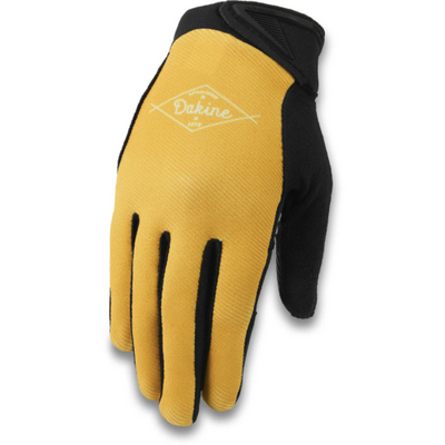 Dakine Women's Syncline Mountain Bike Glove yellow