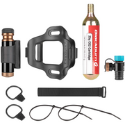 blackburn plugged tool kit with co2 all components