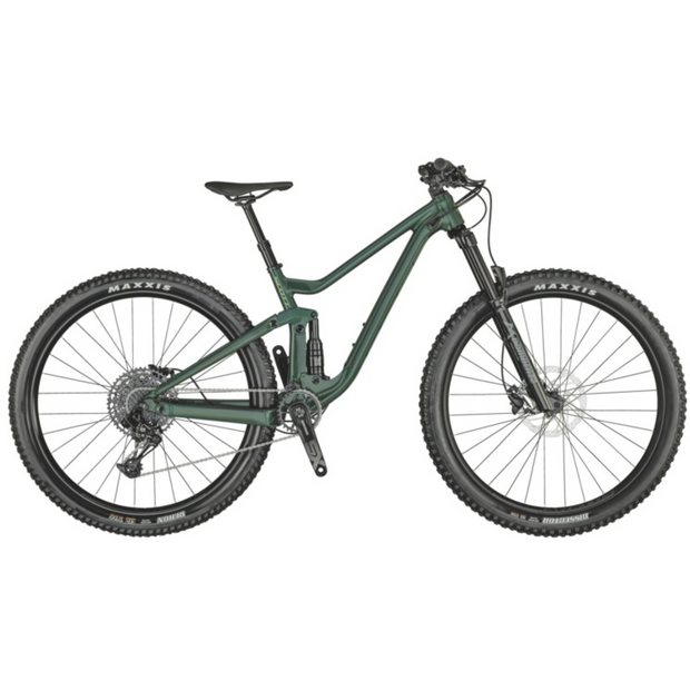 Scott Contessa 940 green full view
