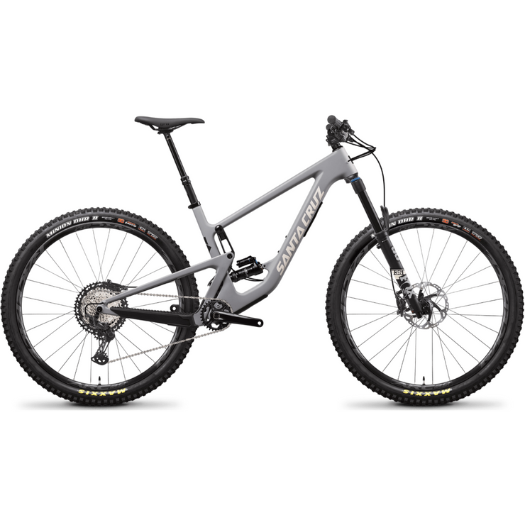 Santa Cruz Hightower C 29 X0T grey full view