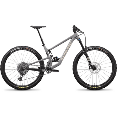 Santa Cruz Hightower AL 29 S  grey full view